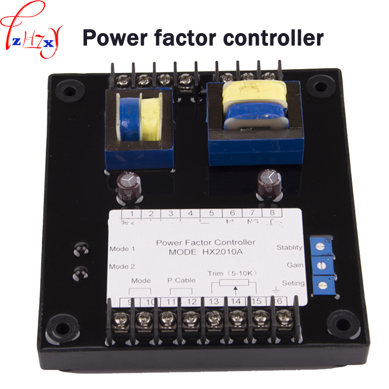 Power factor controller HX-2010A generator sets parallel machine power factor used to control the generator 1PC the aladdin factor