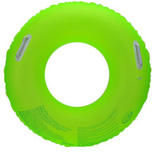 Summer New Fluorescent Inflatable Ring Swimming Circle Pool Floats For Children