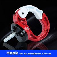 Xiaomi Electric Scooter Hook Front Hanging Hook Electric Skateboard Tool Carrier Aluminum Hook For Xiaomi Electric