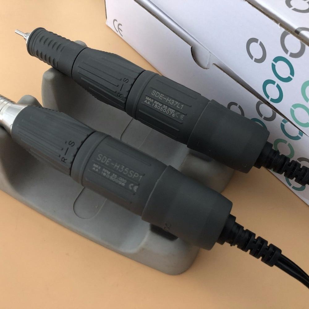 ทันตกรรมมาราธอน Lab ไฟฟ้า Micromotor มอเตอร์ Handpiece สำหรับขัด 35K RPM สำหรับ N3 N7 SRTONG 90/204-ใน อุปกรณ์ฟอกฟันขาว จาก ความงามและสุขภาพ บน   2