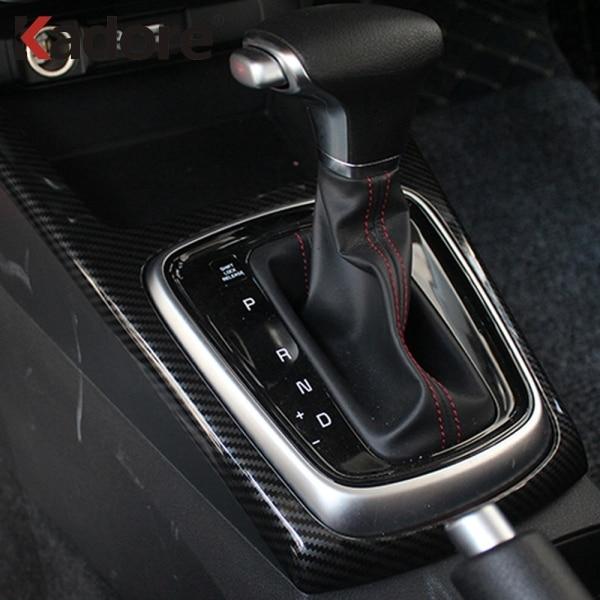 2018 Kia Rio Interior: For Kia Rio 4 X Line 2017 2018 2019 Carbon Fiber Gear