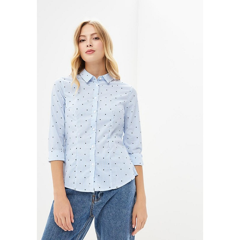 Blouses & Shirts MODIS M182W00121 blouse shirt clothes apparel for female for woman TmallFS shirts modis m181m00298 men blouse shirt clothes for male tmallfs