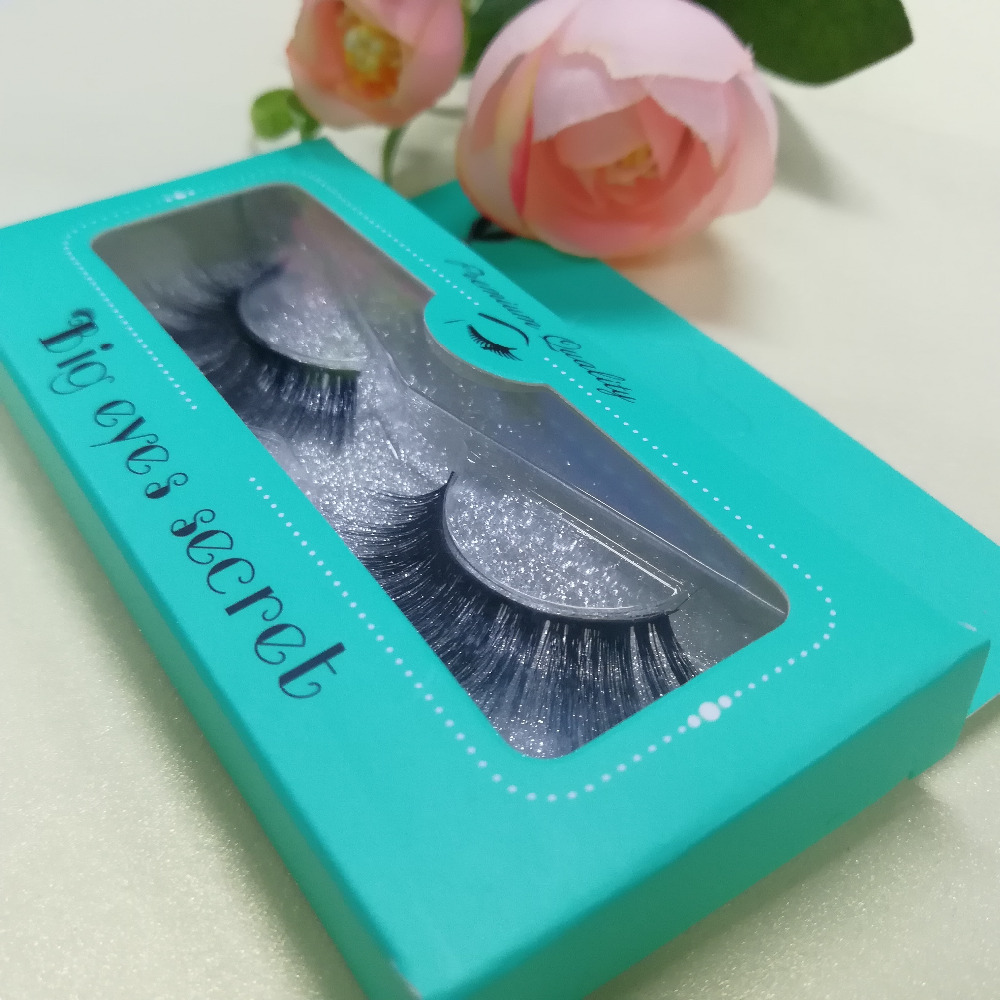 Big eyes secret 10 Pairs 3D Strip Lashes Eyelash Extension 100% Handmade Eyelash Extension Lovely Makeup tools Giltter Packing