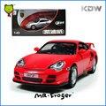 Mr. Froger 1:43 911 GT2 2000 Modle Refinado de aleación modelo de coche de metal coche Deportivo de vehículos camión Decoración Juguetes Clásicos colección