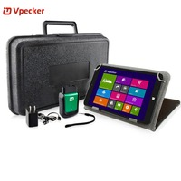 2019 vpecker EasyDiag OBD2 Автосканер V10.6 WI FI автомобильной сканера + 8 в Windows 10 Tablet ОДБ 2 Бортовая Диагностика машины сканер
