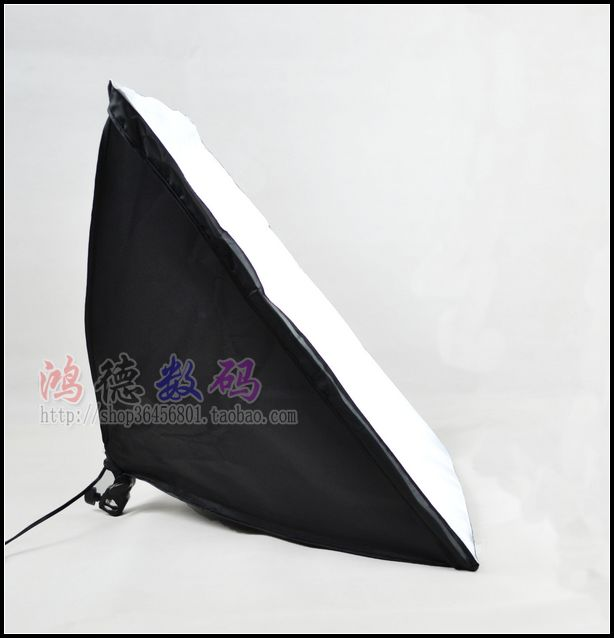 Adearstudio Lights softbox single lamp holder softbox 50 70cm bulb photographic equipment CD50 softbox studio lighting softbox light lambed 80cm cotans round cotans photographic equipment 4 flock printing background cd50