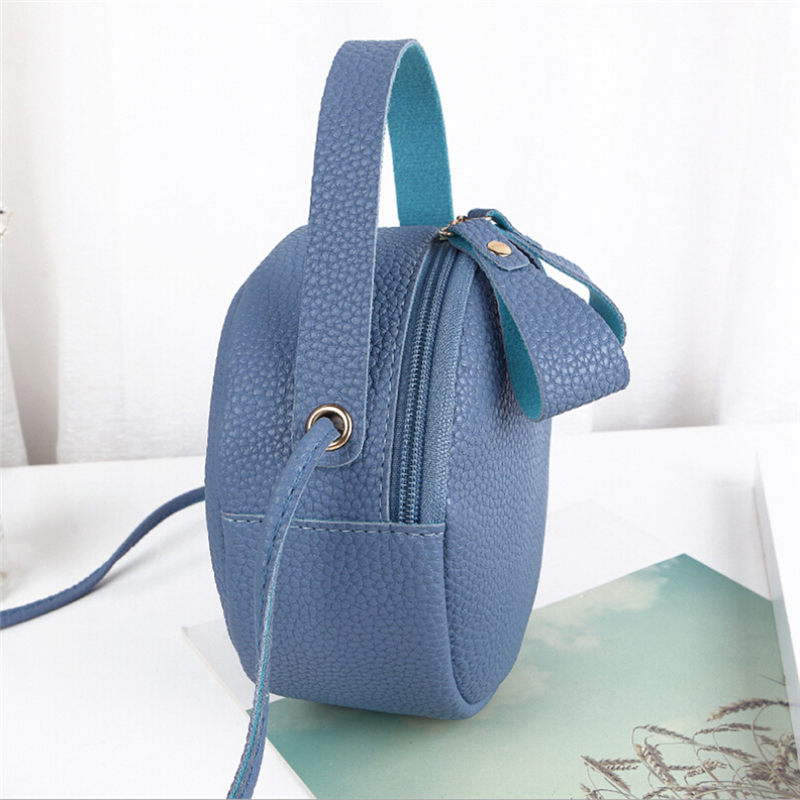 Small Bags For Women Hot Woman Bag Purse Shoulder Handbag Tote Messenger Hobo Satchel Type Cross Body Circular Leather Type