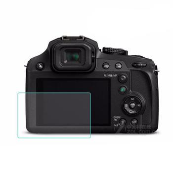 Ekran ze szkła hartowanego osłona zabezpieczająca dla Panasonic LUMIX DC-FZ80 DC-FZ82 DC-FZ85 FZ80 FZ82 FZ85 folia ochronna lcd ochrony tanie i dobre opinie KomoKe Kamera Perfect fit Tempered Glass LCD Display Screen Protector Cover Guard