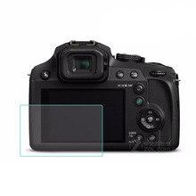 Temperli cam ekran koruyucu Guard için Panasonic LUMIX DC FZ80 DC FZ82 DC FZ85 FZ80 FZ82 FZ85 LCD koruyucu Film koruma