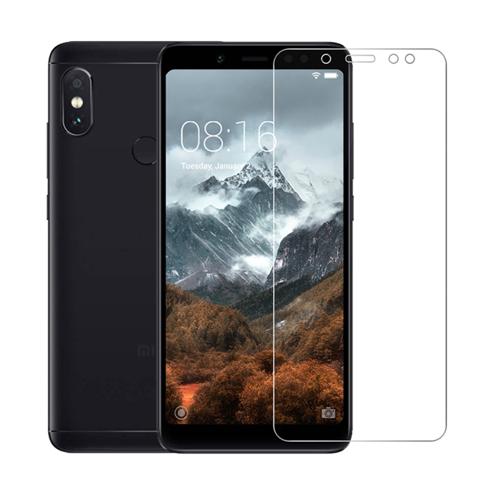 screen protector tempered glass for xiaomi redmi 6A 6 pro 4A 4x 3 3s note 7 5 6 pro(3)