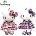 Olá Kitty Mochila De Pelúcia para As Crianças Do Mouse Minnie Mochilas Escolares Meninos Meninas Dos Desenhos Animados Escola Mochila Crianças Do Jardim de Infância Mochila