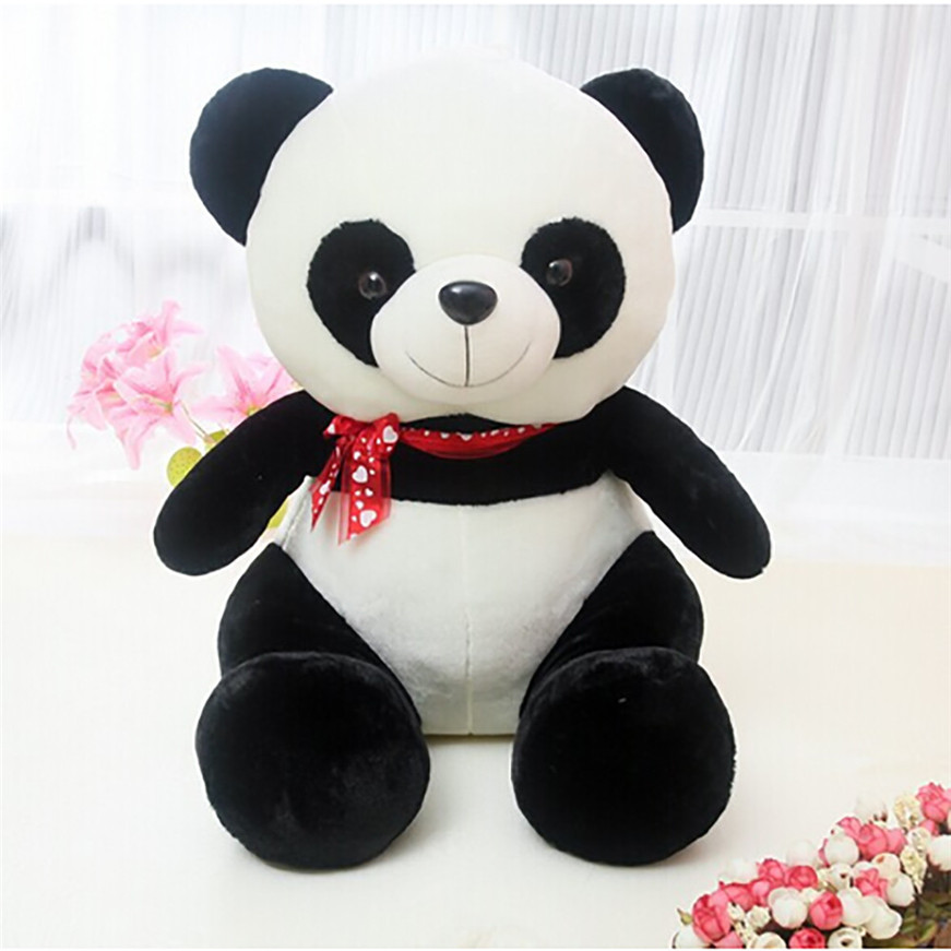 Baby Plush Toys Hot Stuffed Plush Doll Toy Animal Panda Gift 20cm Cute Animal Dropshipping 2018