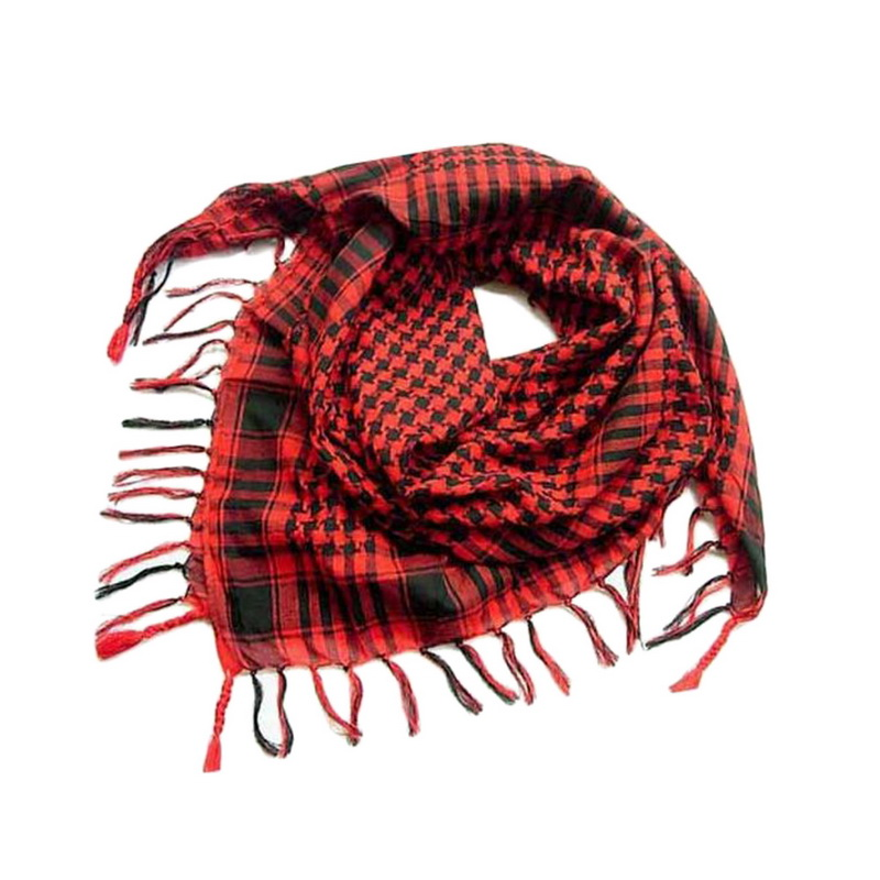 2018 Plaid Scarf Women Female Cotton Linen Scarves Wide Lattices Long Shawl Wrap Blanket Warm Spring Autumn Winter Dropshipping plaid