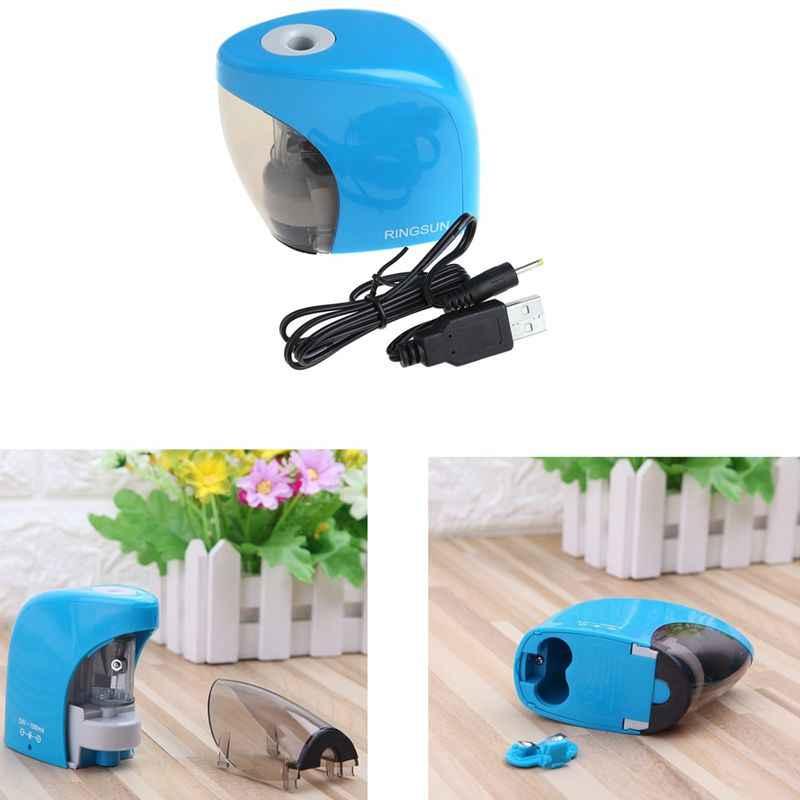 بطارية براية أقلام السيارات الكهربائية/USB تهمة تعمل بالطاقة لأقلام الجرافيت الملونة