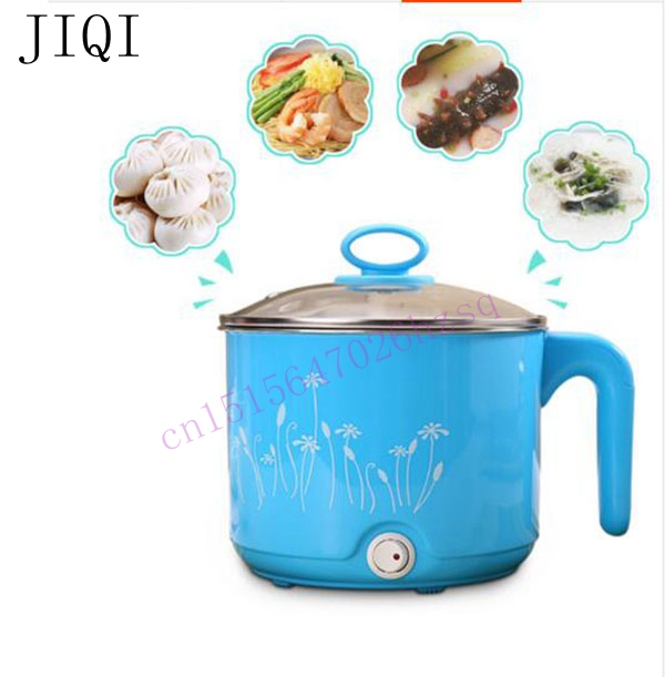 Student dormitory mini multifunction  pot cooker  electric cup Electric Hot pot boiled egg noodles pot electric boiler the electric cooker hot pot mini multifunctional electric cooker electric dorm boiler electric frying pan pot noodle pot room