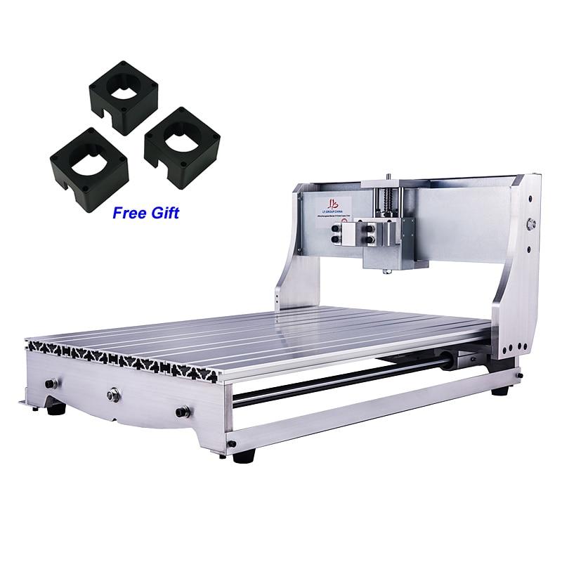 MINI CNC Routeur Kit DIY 6040 Cadre pour 6040 Machine De Gravure avec Vis À Billes