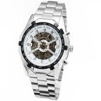 Hot Winner Brand Luminous Clock Men Automatic Mechanical Watch Skeleton Military Relogio Male Montre Men Watches
