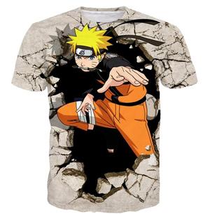 Classic Anime Naruto Uchiha Sasuke T-Shirt