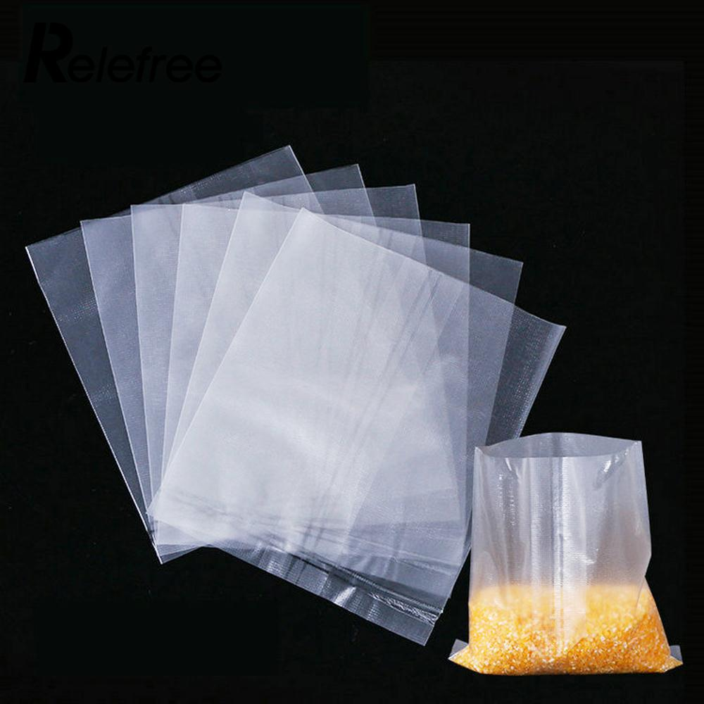 Friendly 50pcs/set Water Soluble Bags Baits Bag Fishing Bag Dissolving Feeder Practical Fish Gear Pva Portable Outdoor Fishing Accessory Security & Protection Access Control Cards