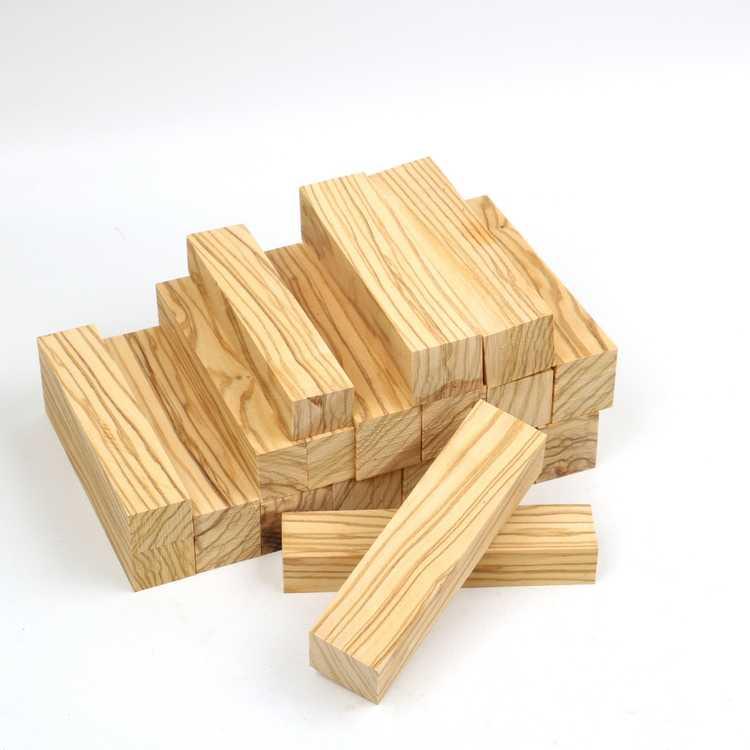 Genuino Betlemme Legno Di Ulivo Scale Coltello Spazi Penna Tornitura Spazi Altamente Figurato Wood Diy Crafts Aliexpress