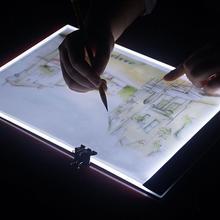 LanLan A4 светодиодный Мультфильм свет планшет зарядка через usb оригиналодержателя табло световой стол алмазов картина вышивки крестом инструмент-25