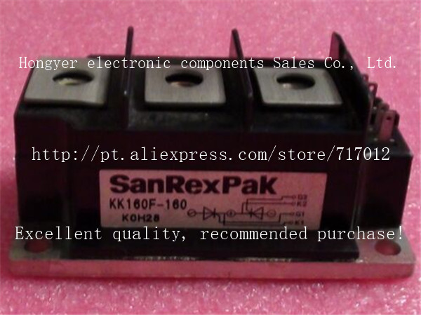 Фотография Free Shipping KK160F-160  FET Module:160A-1600V,Can directly buy or contact the seller