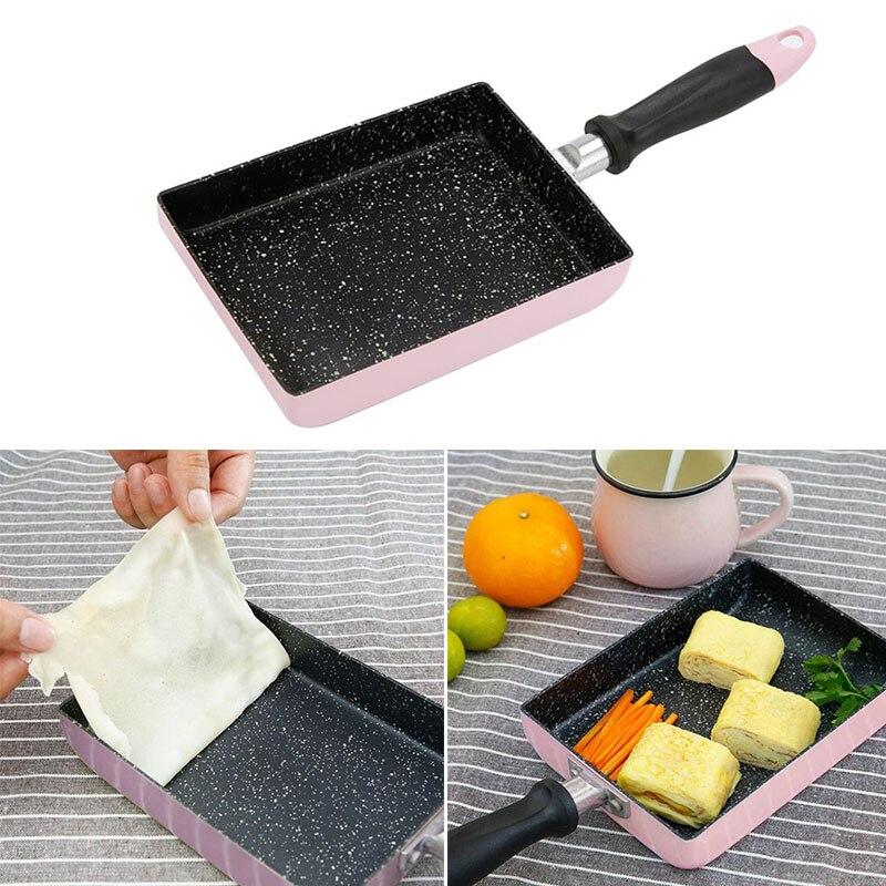 Aluminium Alloy Nonstick Frying Pan Cookware Pancake Egg Pot Deep Gas Induction Stove Grill 899