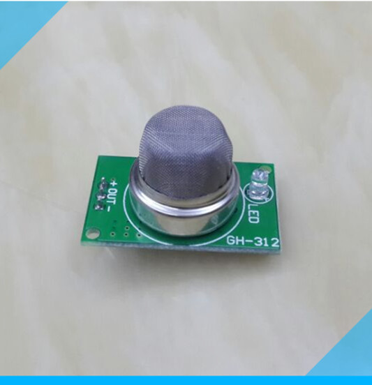 Smoke sensor module GH-312 miniature smoke detection module ...