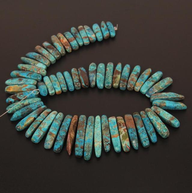 Center Drilled Gemstones Slab Slice Beaded Necklace Pendant 15.5 Strand Natural Sunstone,Prehnite Faceted Loose Beads