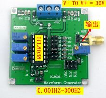 ICL8038 Low Frequency Sine Square Triangle Wave Signal Generator Module Source