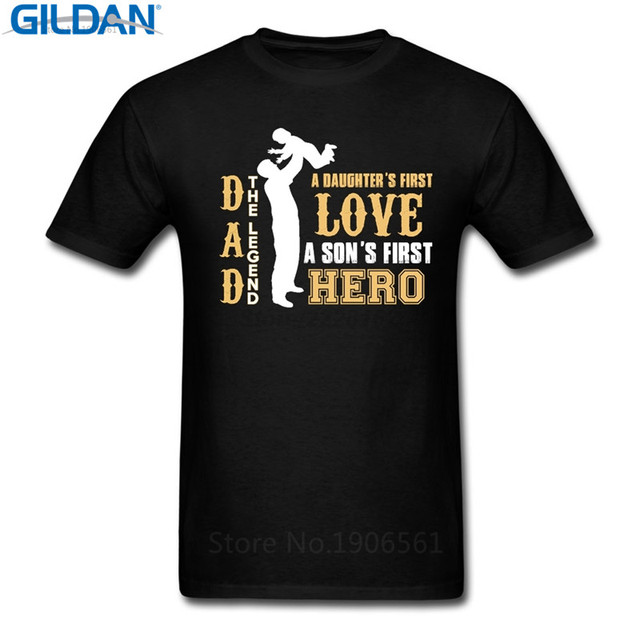 Aliexpress.com : Buy Shirt Design Website Gildan Legend Dad My ...