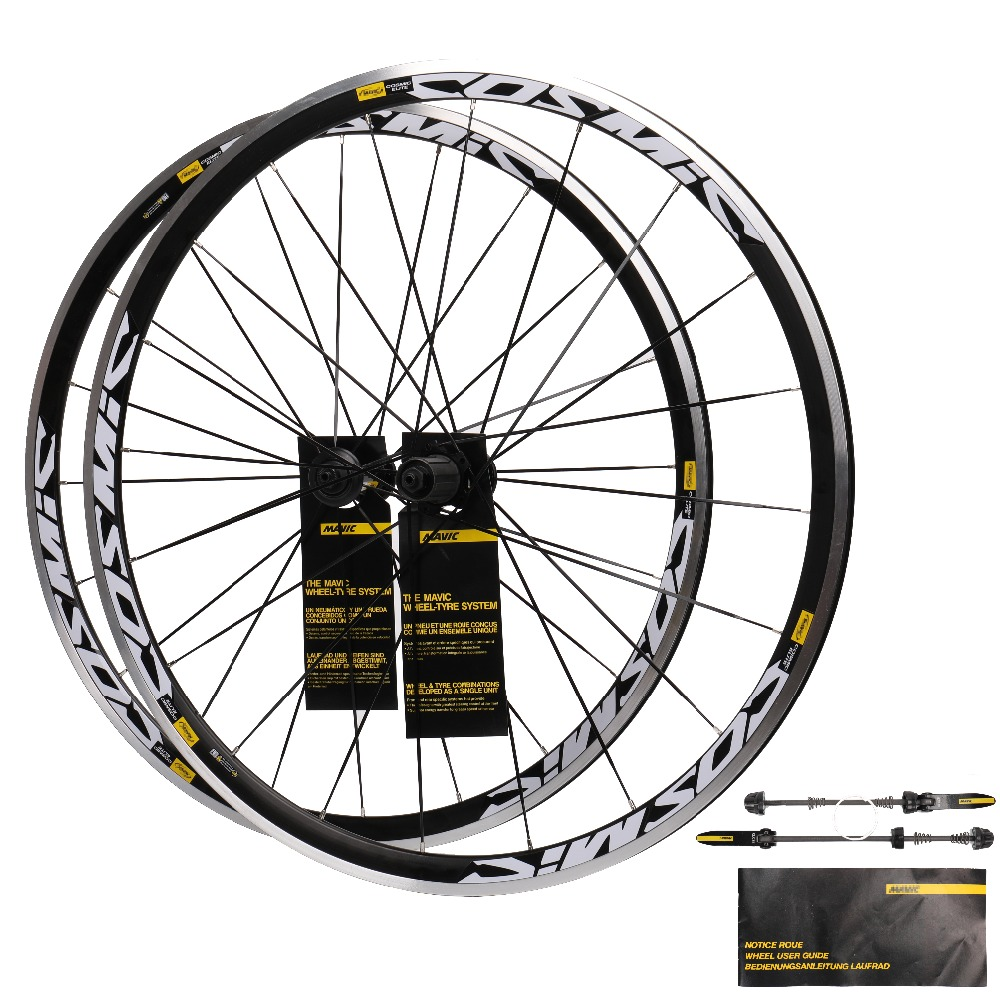 цены 2018 High Quality HOT sale 700C Alloy V Brake Wheels bmx Road Bicycle Wheel Aluminium Road Wheelset Bicycle Wheels