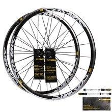 2018 Haute Qualité vente CHAUDE 700C Alliage V De Frein Roues bmx Route Roue De Bicyclette En Aluminium Route Roues Vélo Roues