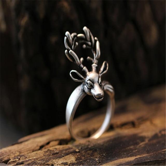 Chengxun, antik, mode, ring, dej-4528