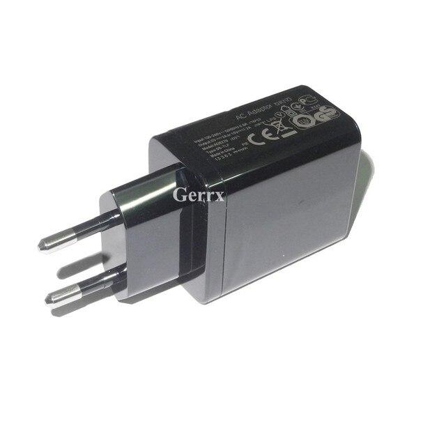Оригинальный Tablet Pc Зарядное устройство 15 В 1.2A Для Asus Eee Pad Трансформатор TF101 TF101G SL101 TF201 TF300 TF300T TF700 TF701