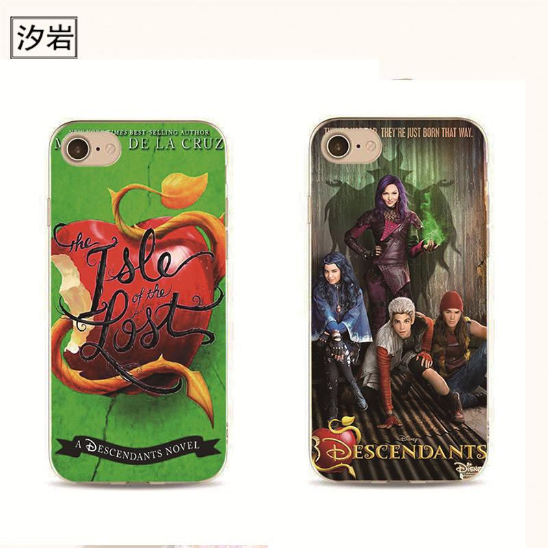 Kenny Ortega descendants phone case for apple 6 7 plus 4