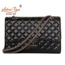 Antonio Ryan Brand Crossbody bags fashion chain Ladies handbags female shoulder bag women Messenger bag girl handbag