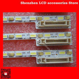 Image 2 - CHO skyworth 50E510E Bài Viết đèn V500H1 ME1 TLEM9 màn hình V500HJ1 ME1 1 mảnh = 68LED 623 MM Sản Phẩm tương tự như các hình ảnh