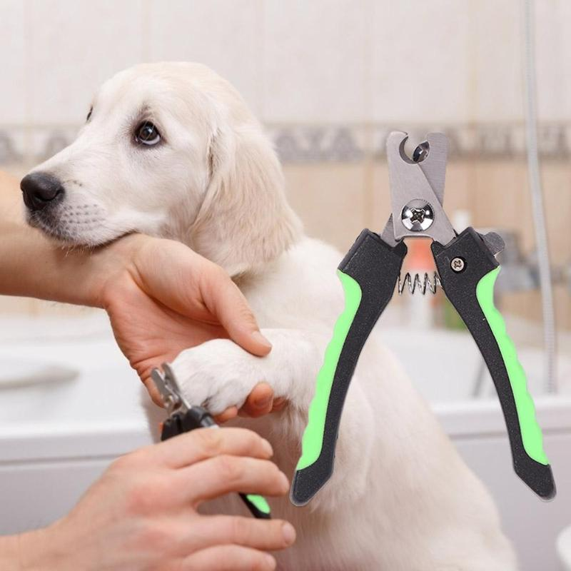 Stainless Steel Pet Nail Clipper For Dog And Cat With Nail File For Beauty Grooming Tool Of Pet 4