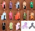 2014 Nuevas Mujeres del Envío libre Sólido 100% de la Cachemira de Pashmina Del Mantón de La Bufanda Caliente Muchos Colores WF0101