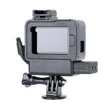 Protective Housing Case for Gopro Hero with Extend Port for Battery Microphone