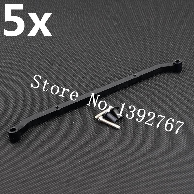 5Sets OEM AXIAL SCX10 Crawler Metal Parts Aluminum Steering Linkage Tie Rod For 1/10 RC Car SCX-10 SCX10-09 Upgrade Accessories