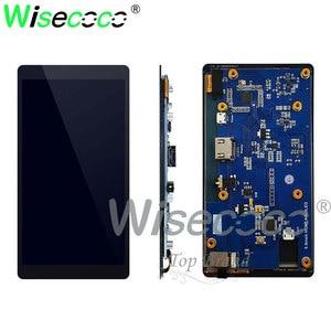 1080*1920 5.5 polegada tela oled display toque capativo anexado hdmi placa de montagem