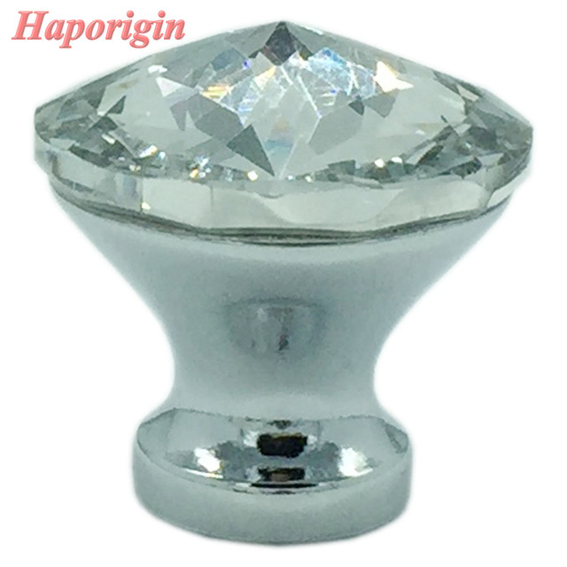 crystal furniture knobs. New 10pcs 30mm Colorful Chinese Redbud Crystal Cabinet Knobs Furniture Drawer Handles Wardrobe Pulls Cupboard Shoes R