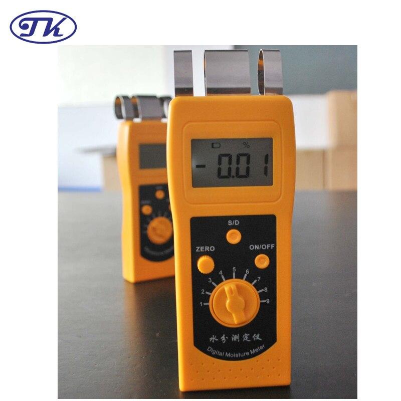 DM200W NEW High Performance Digital Portable Wood Moisture Meter цена