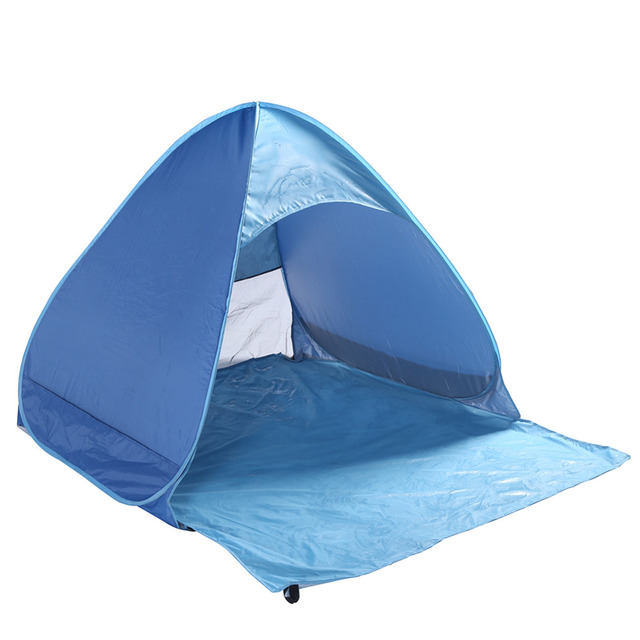 Signle Lightweight C&ing/Traveling Family Dome Tent with Carry Bag Beach Shade Tents  sc 1 st  AliExpress.com & Signle Lightweight Camping/Traveling Family Dome Tent with Carry ...