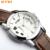 Relogio masculino original EYKI Relógio de Quartzo de Couro Dos Homens Novos da Marca Relógios Homens Relógio Militar Masculino Homem Relógio Relógios Casuais