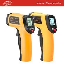 Цифровой инфракрасный термометр Бесконтактный ИК-лазер GM300 GM300E GM550 GM550E BENETECH