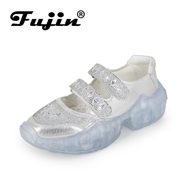Fujin Shoes Canvas Spring Flat-Peas Comfort Breathable Summer Casual Ladies Brand New