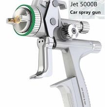 Wholesale and retail Jet 5000B air spray gun  Gravity spray gun with 1.3mm nozzle RP pneumatic spray gun car spray paint gun